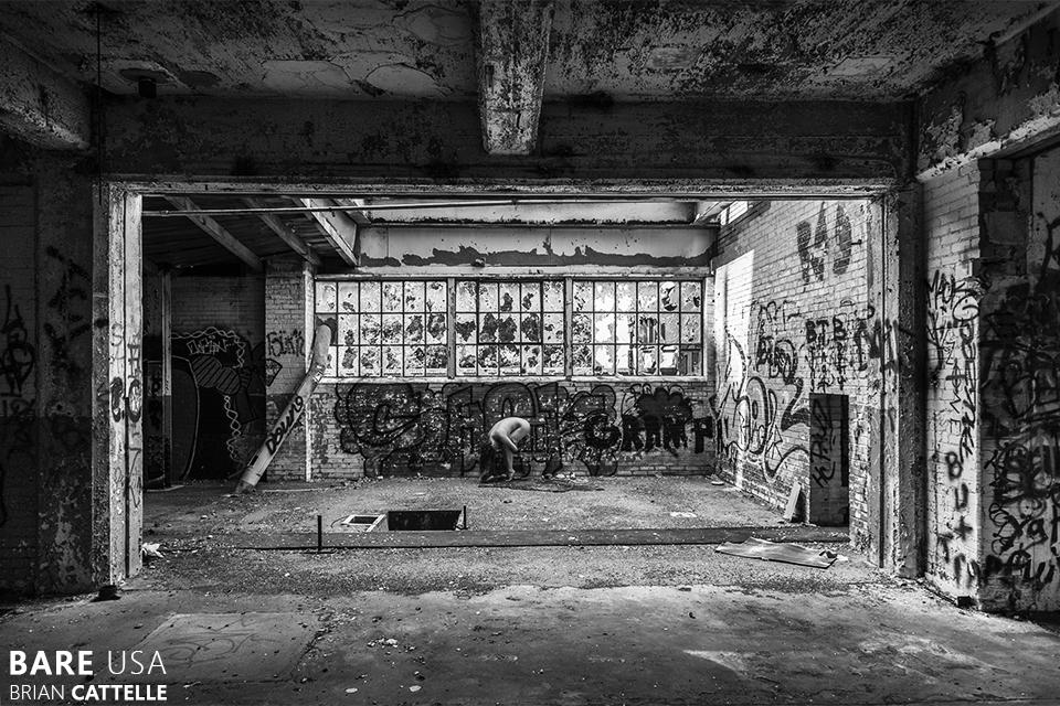 Abandoned Factory - Minneapolis Minnesota