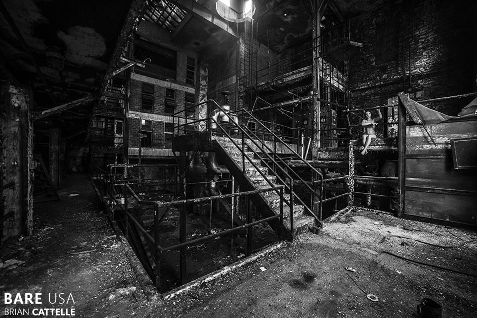 Old Crow Distillery - Frankfort Kentucky