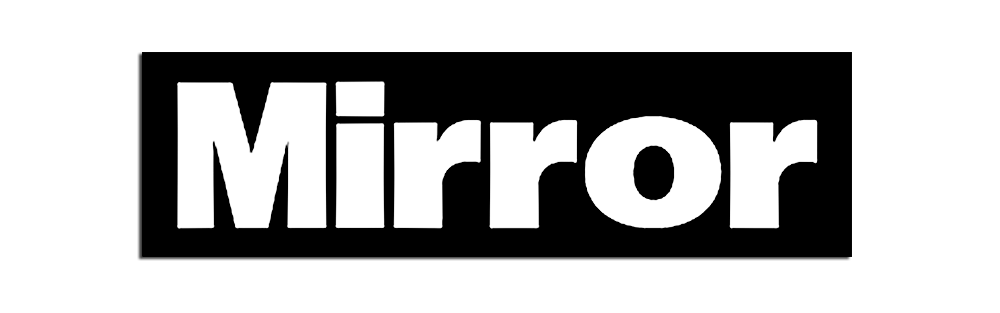 Mirror logo press 01