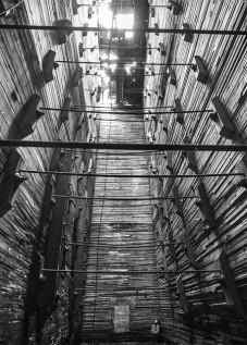 Abandoned Grain Elevator - Superior WI
