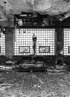 Abandoned School - Searsboro Iowa